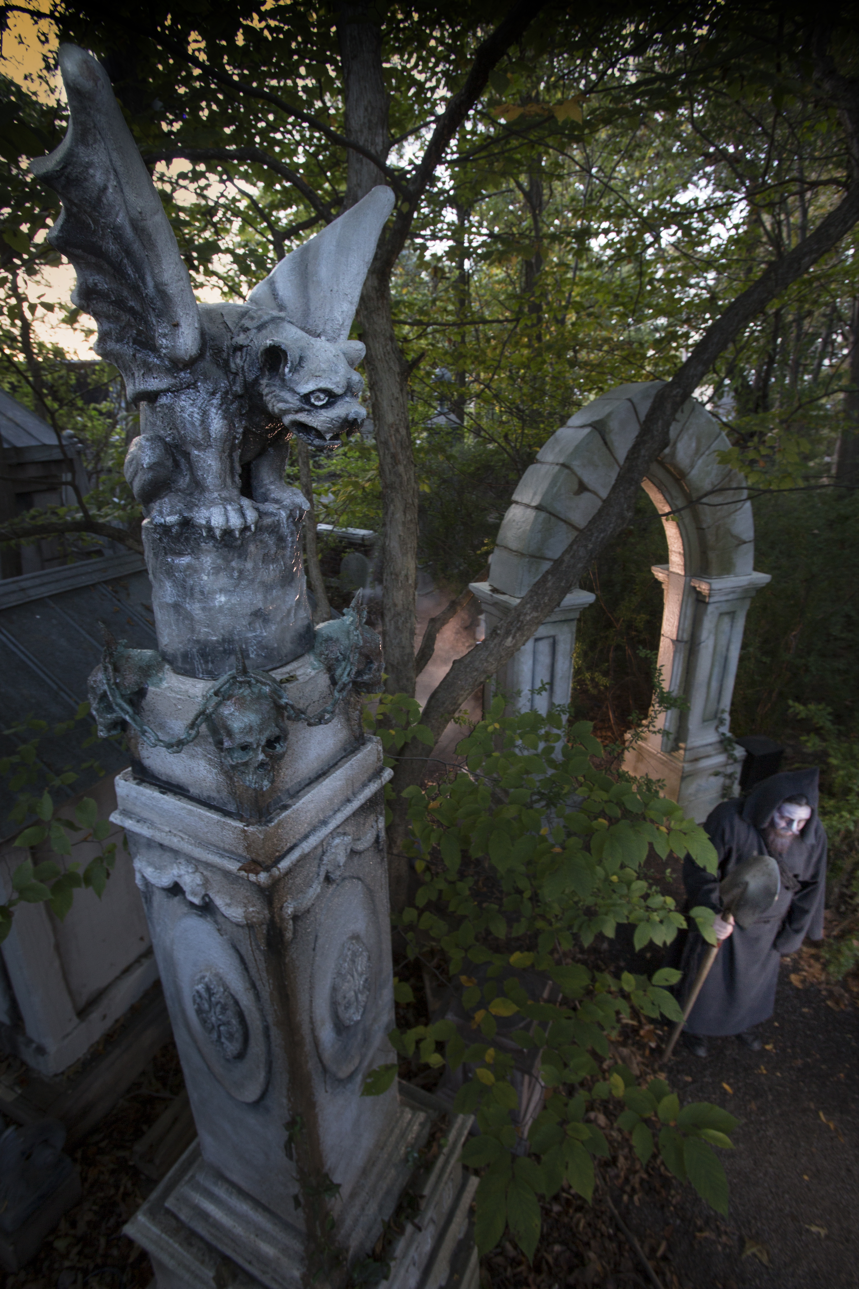 House in the Hollow The Best Haunted House Attraction in