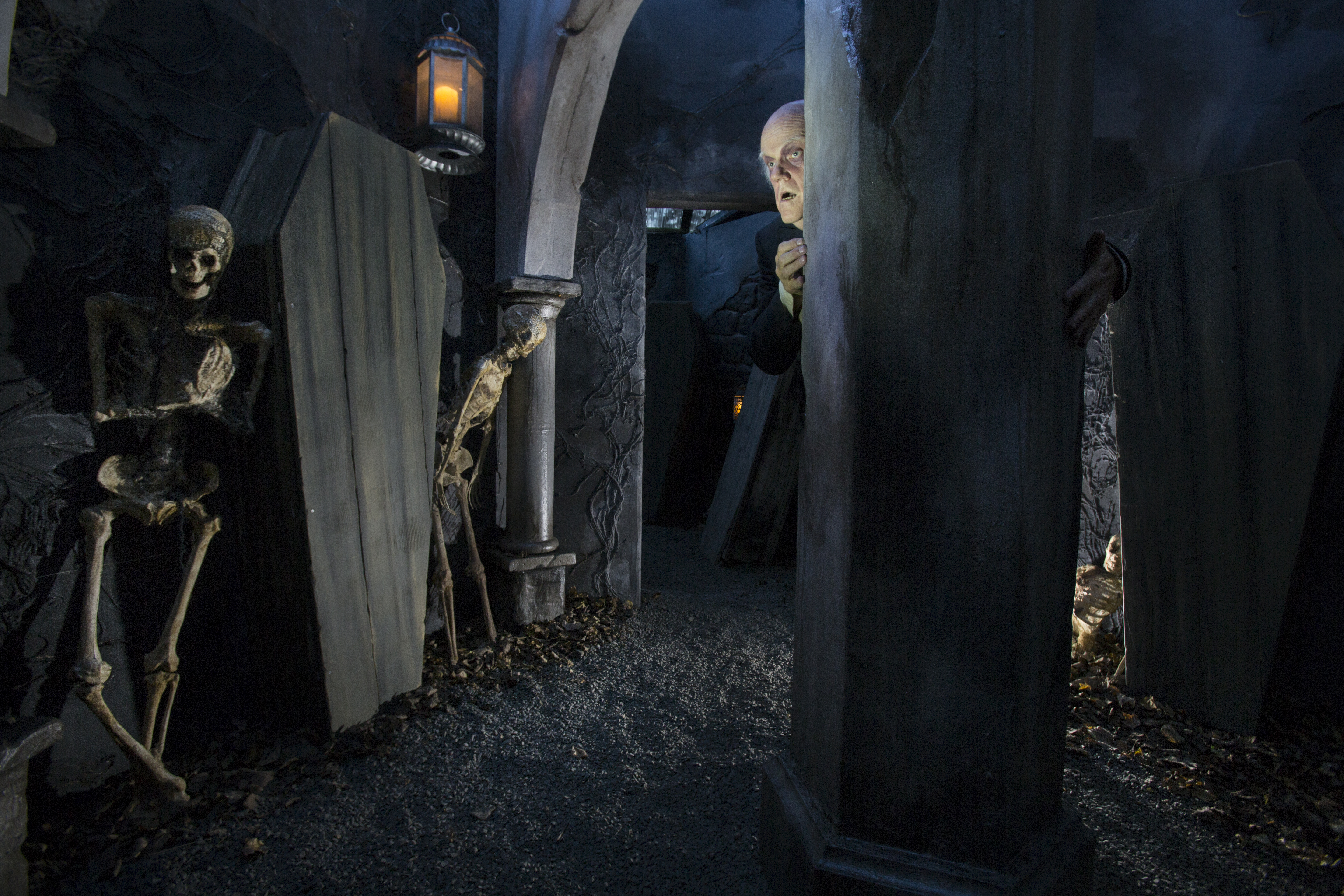House in the Hollow - The Best Haunted House Attraction in